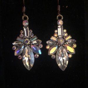 Bling earrings
